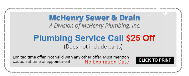$25 Off Plumbing Services